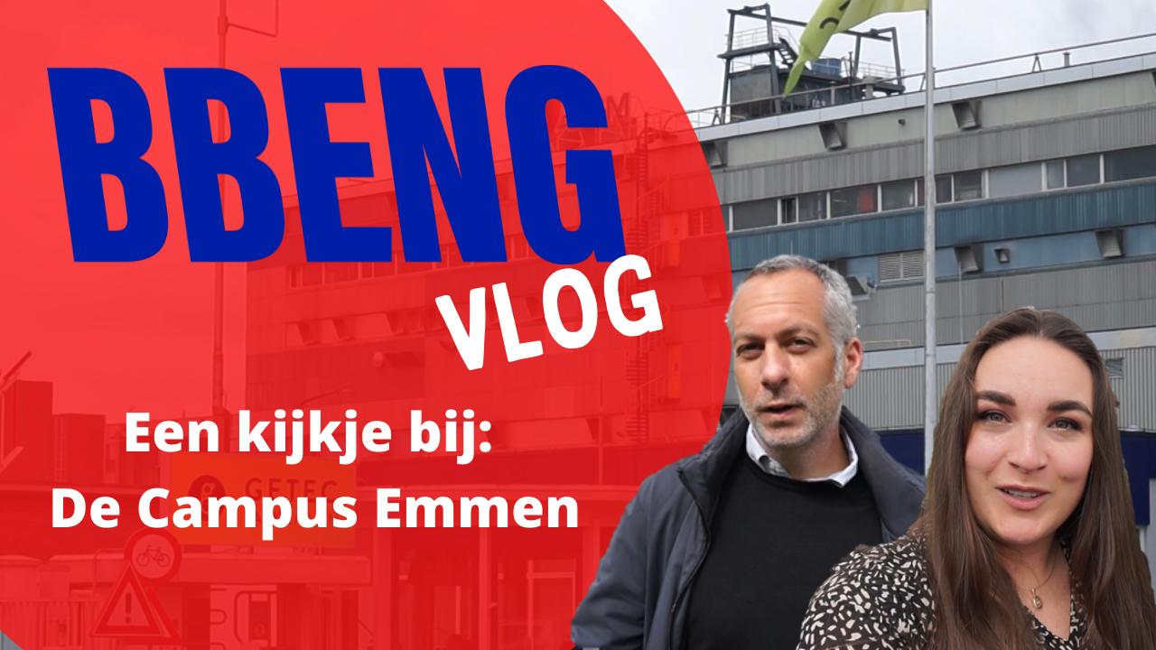 Een kijkje bij de Campus Emmen!