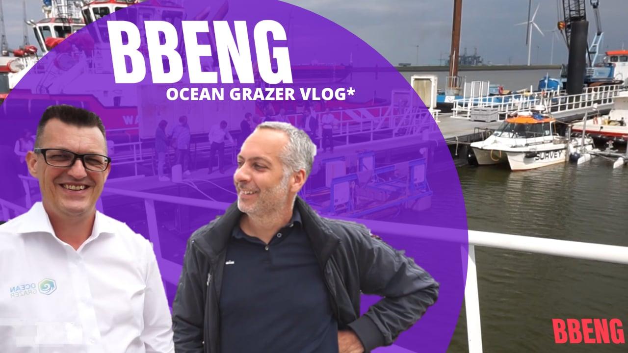 Een kijkje bij de 'Ocean Battery' | BBENG vlogs